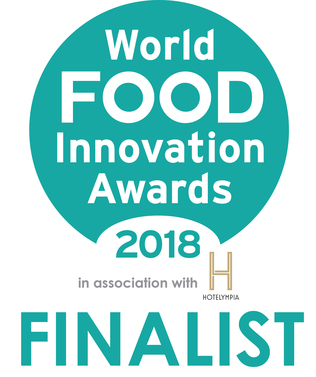 EDERNA finalist for the World Food Innovation Awards 2018