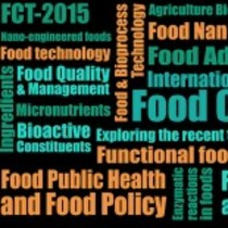 Presentation at Food Chemistry and Technology Conference in San Francisco, USA