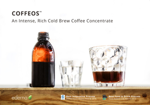 Now Offering A Cold-Brew Coffee Concentrate Production Service!