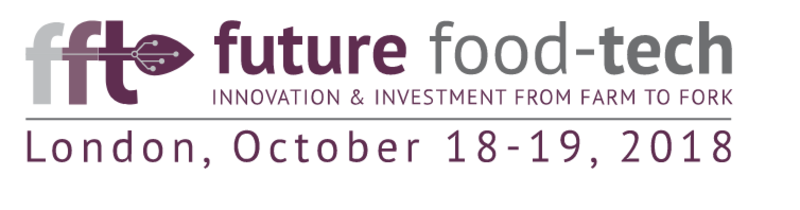 Future Food-Tech, London, October 18-19